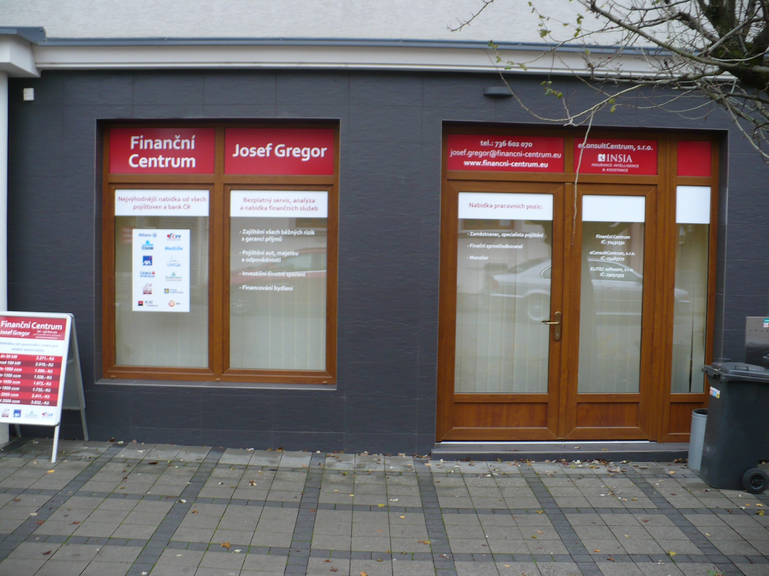 Finanční centrum Uherský Brod